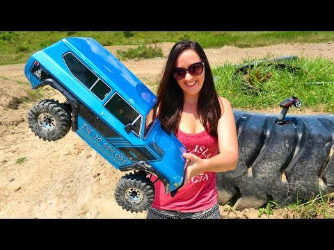RC Car Crawler So Good We Have TWO 4X4 Scale Trailing - TheRcSaylors - UCYWhRC3xtD_acDIZdr53huA