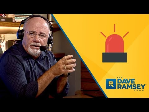 Failure Is Not Fatal - Dave Ramsey Rant