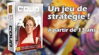 Coup - D�monstration en fran�ais du jeu de strat�gie (anglais)