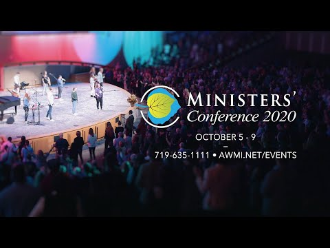 Ministers' Conference 2020