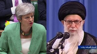 Tehran issues fresh retaliation threat over UK's seizure of Iranian ship