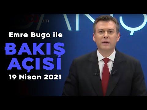 """Siyasette """"128 milyar dolar"""" polemiği – Emre Buga ile Bakış Açısı – 19 Nisan 2021"""