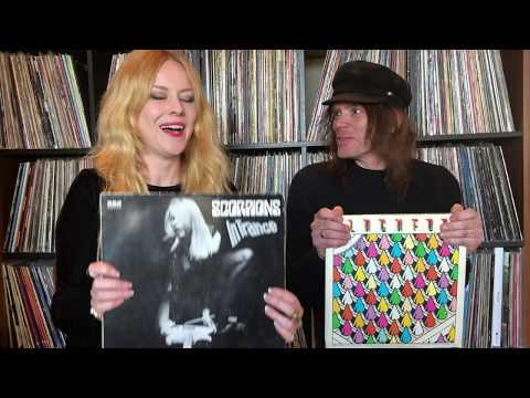Johanna & Nicke from Lucifer picks the best albums från 1975