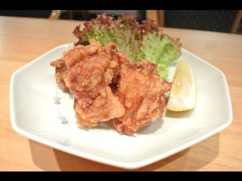Deboning whole chicken for japanese fried chicken how to make japanese fried chicken recipe tori no karaage forumfinder Choice Image