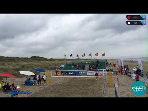 CEV CONTINENTAL CUP, BETTYSTOWN, IRELAND 2 (1st June)