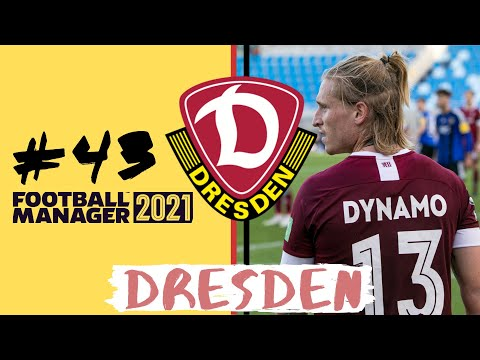 (Canlı Yayın TEST)   DYNAMO DRESDEN KARİYERİ FM21    Football Manager 2021