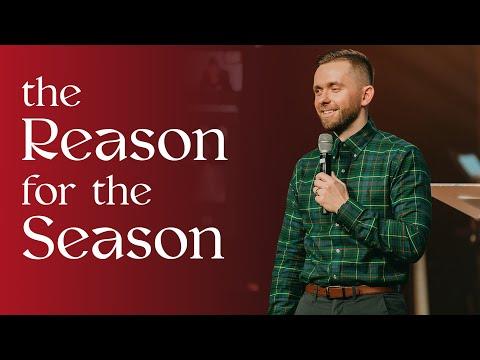 The Reason for the Season - Celebrating Jesus Christ
