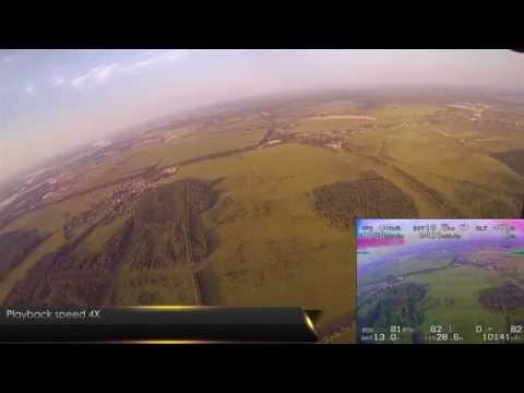 Long Range Quadcopter 17km FPV Flight - UCmSf90c1hLp5R3k6NxZu5Aw