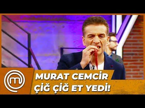Murat Cemcir Açlıktan Çiğ Et Yedi! | MasterChef Türkiye 79.Bölüm