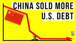 China No Longer Biggest U.S. Debt Holder! Argentina Currency and Euro Banks COLLAPSING!