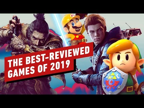 The Best Reviewed Games of 2019 - UCKy1dAqELo0zrOtPkf0eTMw