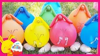 LES COULEURS - Ballons d'eau pour les enfants - Touni Toys - Titounis