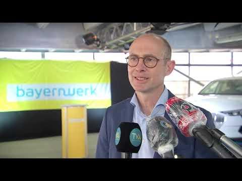 TV Aktuell: E-Mobilität: Bayernwerk und Audi testen Abstimmung von Ladeverhalten und Netzsteuerung