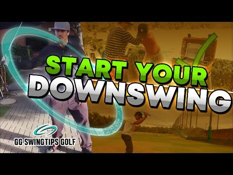 Improved Downswing Starting Sequence - Golf Lesson
