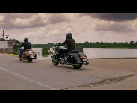 Smoke Trail Motorcycle Tour, Episode 3: Finding the Blues in New Orleans