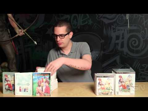 Unboxing Tales of Symphonia Chronicles' Special Edition - UCKy1dAqELo0zrOtPkf0eTMw