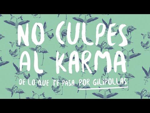 NO CULPES AL KARMA. Teaser conceptual. Pr�ximamente en cines.