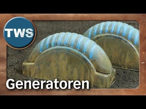 Atelier: Generatoren / generators (Tabletop-Gelände, TWS)