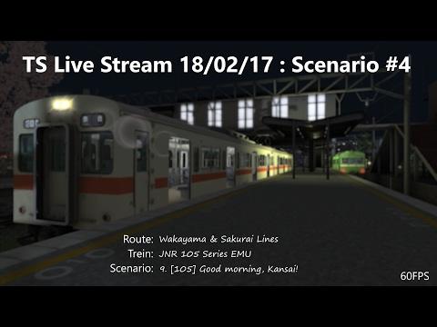 9. [105] Good morning, Kansai! (Livestream 18/02/17)