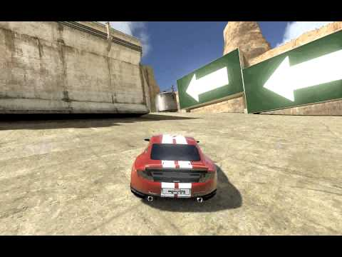 Trackmania2 Coontag Test run #2