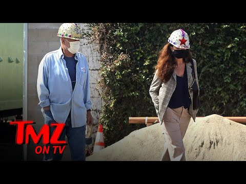 'Jeopardy!' Host Alex Trebek Takes Precautions After Home Depot with Wife and Son | TMZ
