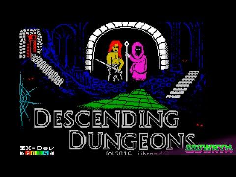 Descending Dungeons, ZX-Dev 2016