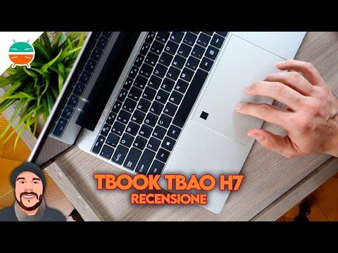 Recensione TBAO H7, il laptop più econo …