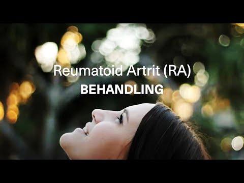 Behandling av reumatoid artrit