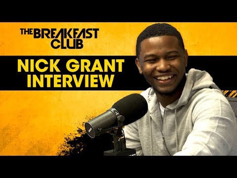 Nick Grant Talks Dreamin' Out Loud, Touring With Nas And Lauryn Hill + More