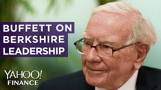 Warren Buffett on the business of Berkshire Hathaway