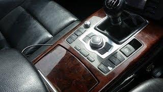 Sostituzione cuffia cambio Passat B6 Volkswagen