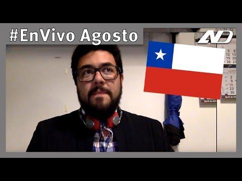 """#EnVivo Agosto 2019 - ¿Qué pasó con Virtus"""" Asiste a nuestra convivencia en Chile"""