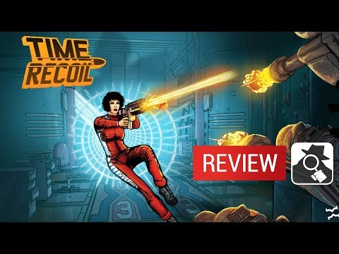 TIME RECOIL (iPhone, iPad) | AppSpy Review