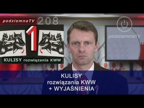 Robią nas w konia: KULISY rozwiązania Komitetu Wyborczego Wyborców 1Polska - Ruch Oddolny #208