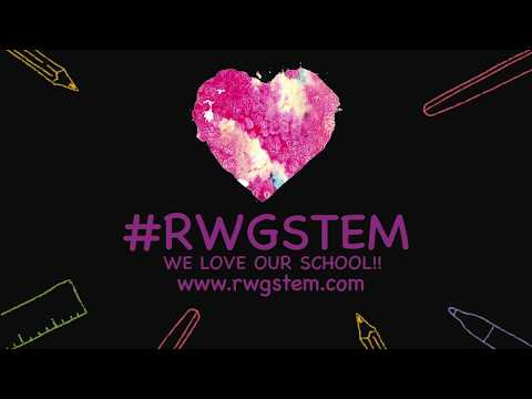 First Day of School at RWG STEM Academy