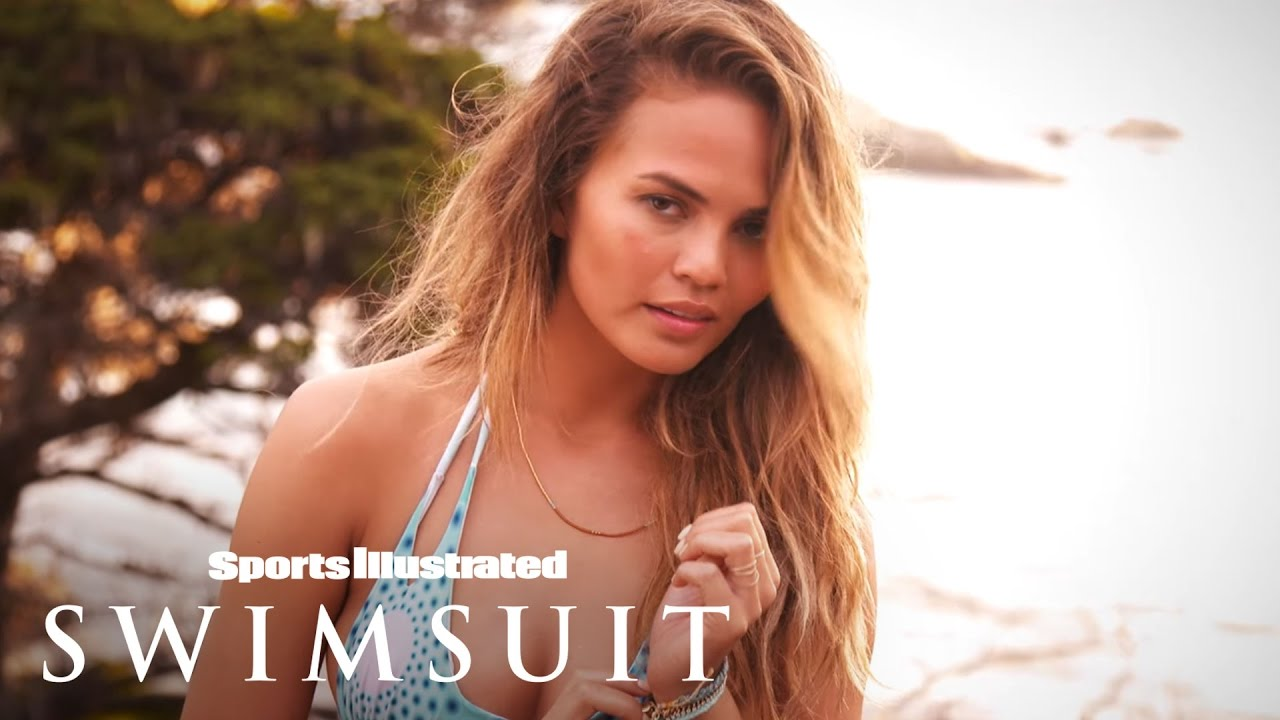 Chrissy Teigen Uncovered 2015   Sports Illustrated Swimsuit