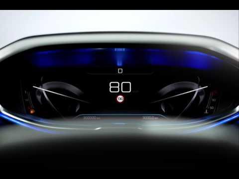 Ny Peugeot 5008 - iCockpit