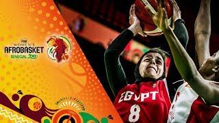 Top 5 Plays - Quarter-Final Qualification - FIBA Women's AfroBasket 2019