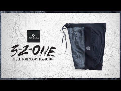 3/2/ONE Boardshort | Kipp Caddy | Teahupoó