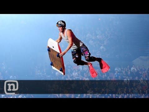 Nitro Circus Live Close Up With Daredevil Dusty Wygle. Episode #3 - UCsert8exifX1uUnqaoY3dqA