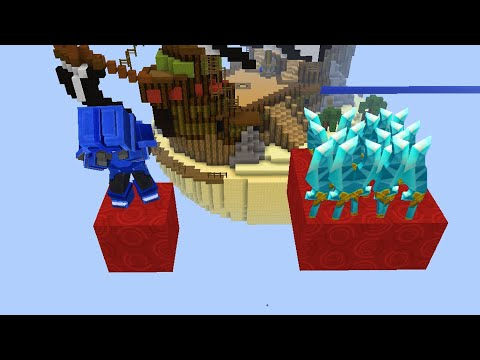 SAVE NOOB or UNLIMITED LUCKY SWORD? - Blockman Go Bedwars
