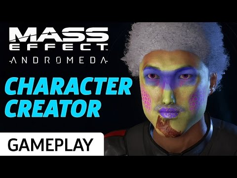 Testing the Limits of Mass Effect Andromeda's Character Creator - UCbu2SsF-Or3Rsn3NxqODImw