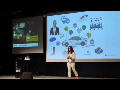 Sofia Granath – Digitalt ledarskap, en personlig resa