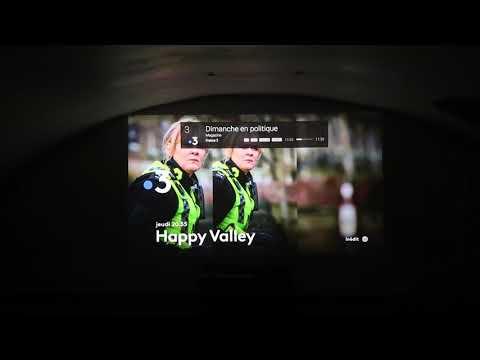 Vidéo-projecteur XGIMI H1pièce sans lumière