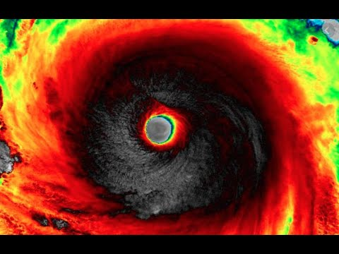 BREAKING Typhoon Maysak To Smash Okinawa, Japan