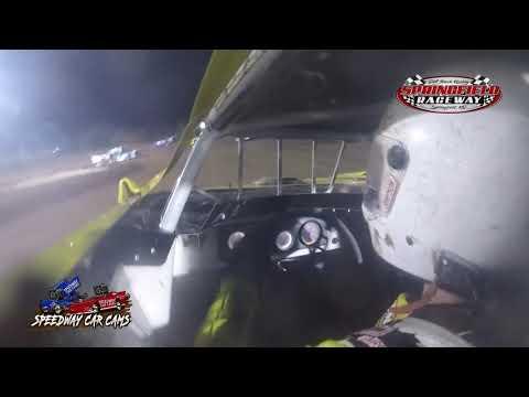 #71 Jimmy Body III - Cash Money Late Model - 6-5-2021 Springfield Raceway - In Car Camera - dirt track racing video image