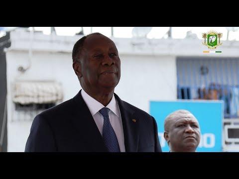 59 ans d'indépendance de la République de Côte d'Ivoire