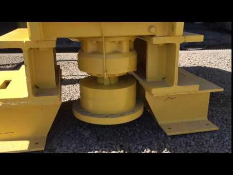 20K-HM02 2 Units - HANSEN Model RNE32L3-ANC-56 Power Plus Gear Units