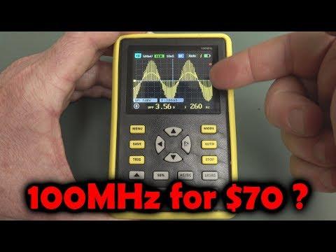 EEVblog #1260 - $70 100MHz Oscilloscope? - UC2DjFE7Xf11URZqWBigcVOQ