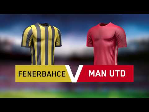Europa League: Fenerbahce v Man Utd - 3 November 2016